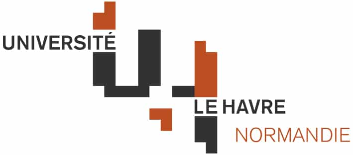 Logo université Le Havre