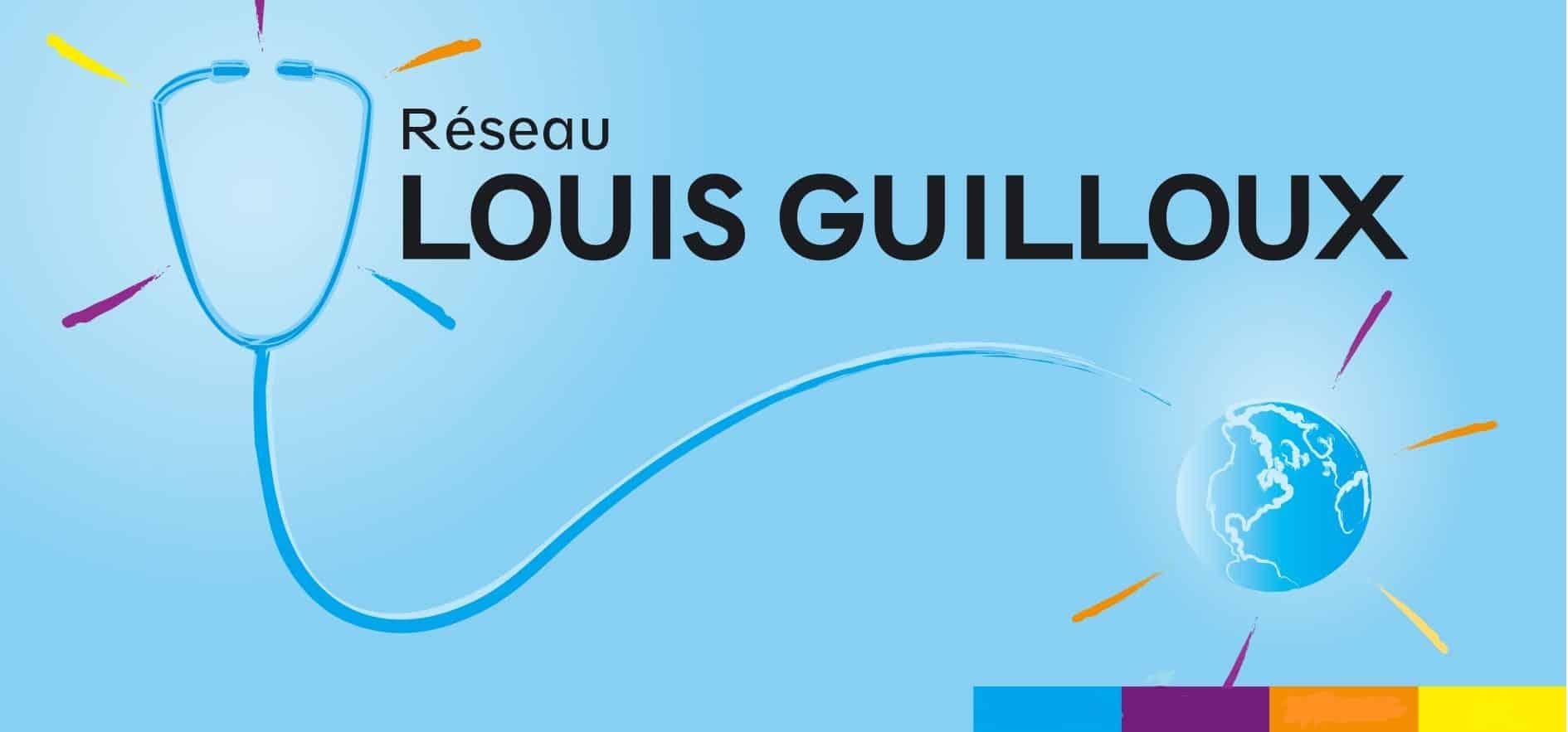Logo Réseau Louis Guilloux