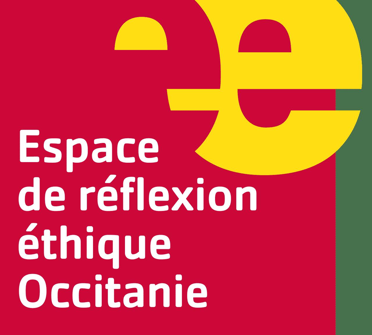 Logo espace de réflexion éthique Occitanie