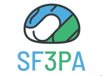 Logo société francophone de psychogériatrie et de psychiatrie de la personne âgée